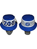 Jackson State University Zeta Phi Beta Bucket Hat