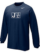 Nike Jackson State University Long Sleeve Classic T-Shirt