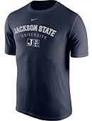 Jackson State University Dri-Fit Short Sleeve T-Shirt