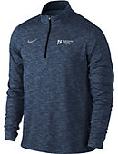 Nike Jackson State University 1/4 Zip Fleece Pullover