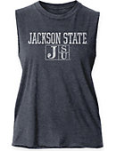 Jackson State University Women's Muscle Tank Top