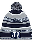 Jackson State University Knit Pom Hat