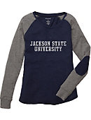 Jackson State University Women's Long Sleeve T-Shirt