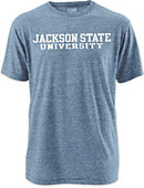 Jackson State University Twisted Tri-Blend T-Shirt