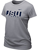 Jackson State University Tigers Women's Athletic Fit Dri-Fit Short Sleeve T-Shirt