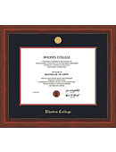 Rhodes College Diploma Frame