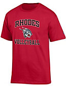 Rhodes College Volleyball T-Shirt