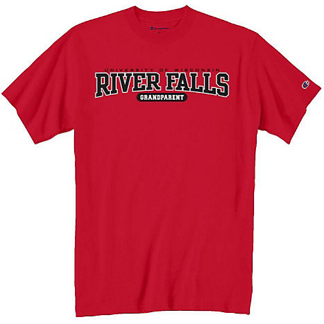 Product: University of Wisconsin - River Falls Falcons T-Shirt