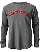 Huntingdon College Watch Hill Waffle Long Sleeve T-Shirt