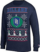 Dillard University Ugly Sweater Long Sleeve T-Shirt