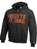 University of Saint Thomas Full-Zip Hooded Sweatshirt