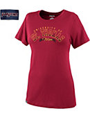 University of Saint Thomas Celts Women's Mom Relaxed Fit Short Sleeve T-Shirt