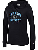 Stockton University Women's Hooded Sweatshirt