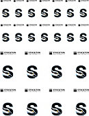 Stockton University Ospreys 50-Count Sticker Sheet - 2-Sheets