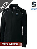 Cutter & Buck Stockton University Dry-Tec Edge Women's Full-Zip Jacket - ONLINE ONLY