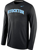 Nike Stockton University Long Sleeve Dri-Fit T-Shirt