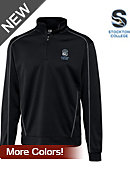Cutter & Buck Stockton University Dry-Tec Edge 1/2 Zip Pullover - ONLINE ONLY