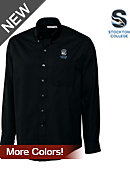 Cutter & Buck Stockton University Epic Long Sleeve Shirt - ONLINE ONLY