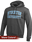 Stockton University Pullover Hooded Sweatshirt
