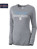 Stockton University Ospreys Women's Long Sleeve T-Shirt