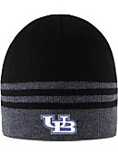 University at Buffalo Striped Beanie