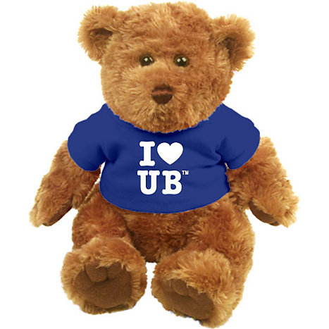 Product: University at Buffalo 10'' Plush Bear