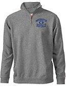 University at Buffalo 1/4 Zip Tri-Blend Top