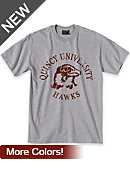 Quincy University Hawks T-Shirt
