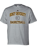 Quincy University Basketball T-Shirt