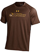 Under Armour Quincy University Hawks Performance T-Shirt
