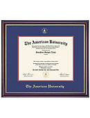 American University Windsor Diploma Frame (8.5 X 11)