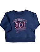 American University Toddler Crewneck Sweatshirt