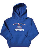 American University Toddler Hooded Sweatshirt