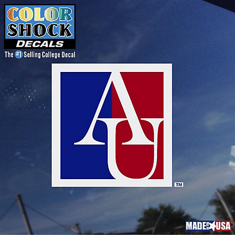 Product: American University Decal Primary