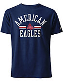 American University All American Short Sleeve T-Shirt