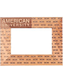 American University 4 in. x 6 in. Mom Frame