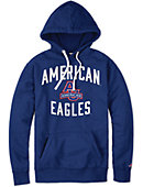 American University Eagles Manchester Hooded Sweatshirt