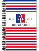 American University 2017 Semi-Custom Pattern Planner