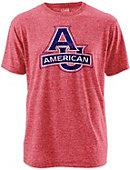 American University Twisted Tri-Blend T-Shirt