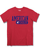 American University Athletic Fit T-Shirt