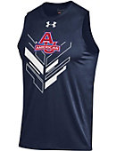 American University Performance Sleeve-Less T-Shirt