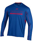 American University Eagles Long Sleeve T-Shirt