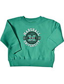 Marshall University Thundering Herd Infant Crewneck Sweatshirt