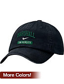 Nike Marshall University Thundering Herd Adjustable Cap