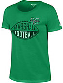 Marshall University Thundering Herd Football Women's T-Shirt