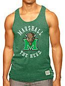 Marshall University Mock Twist Tank Top