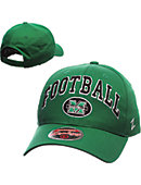 Marshall University Football Adjustable Cap