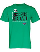 Marshall University Football 2015 St. Petersburg Bowl T-Shirt