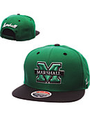 Marshall University Thundering Herd Snapback Cap