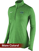 Nike Marshall University Thundering Herd Women's 1/2 Zip Element Pullover